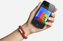 Silikonowa opaska - skontroluje tw�j styl �ycia