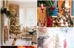 Ozdoby choinkowe na Bo�e Narodzenie 2012