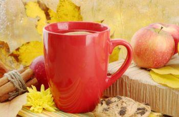 Mocno rozgrzewaj�ce jesienne herbaty