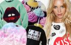 Trendy - Polskie designerskie bluzy z nadrukiem