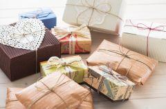 Jak pakowa� prezenty?