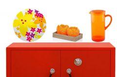 Pomara�cz i cytryna - kolorowe dodatki do wn�trz