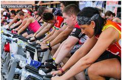 Relacja z maratonu spinningu