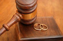 Ustalanie winy w trakcie rozwodu i alimenty mi�dzy by�ymi ma��onkami