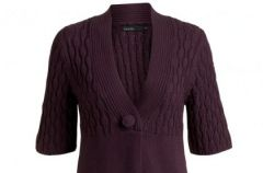 Damskie swetry KappAhl - jesie�-zima 09/10