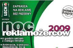 Rusza Noc Reklamo�erc�w!