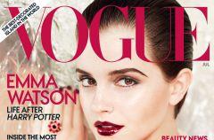 Emma Watson - najpi�kniejsza twarz 2011 roku!
