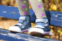 Jak wybra� buciki dla dziecka?