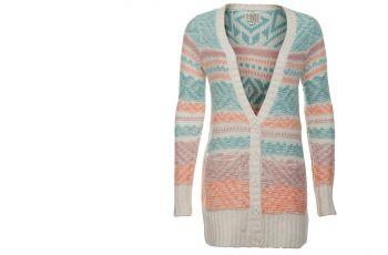 Ciep�e swetry marki New Look na jesie�-zime 2012/13