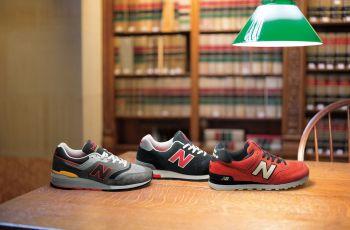 New Balance - 3 nowe modele sportowych but�w