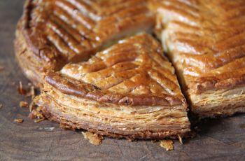 Przepis na ciasto Trzech Kr�li - Galette des rois