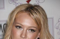 Fryzury Hilary Duff