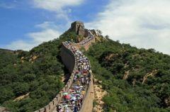 Z milionem Chi�czyk�w na pewnym Wielkim Murze, czyli… jak zosta� bohaterem?