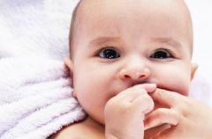 Jak zapobiega� pr�chnicy u niemowl�cia?