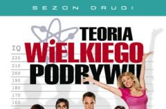 Teoria wielkiego podrywu sezon 2 ju� na DVD!
