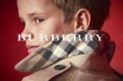 Romeo Beckham w spocie Burberry na wiosn� i lato 2013