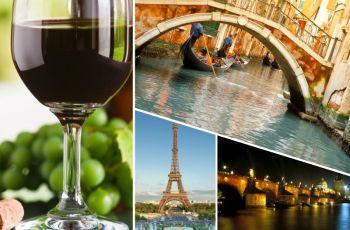 Romantyczne miasta w Europie - top 10!