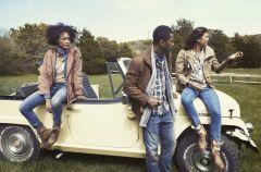 Timberland dla kobiet kolekcja wiosna/lato 2013