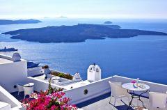 Santorini - zaczarowana wyspa