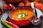 Kuchnia polska - Zupa z dyni na ostro