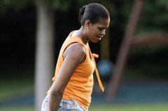 Michelle Obama nosi Crocsy