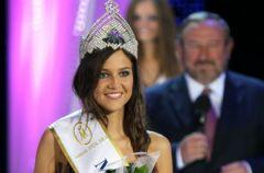 Anna Jamr�z now� Miss Polski 2009