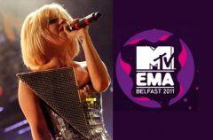 Lady Gaga i Justin Bieber zwyci�zcami MTV EMA 2011
