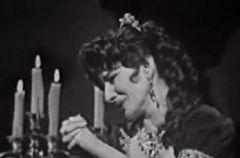 Callas w Warszawie