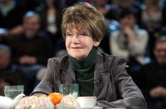 Maria Czubaszek - zawsze pod pr�d