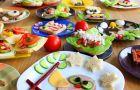 Kolorowe, weso�e i smaczne kanapki, nie tylko dla dzieci