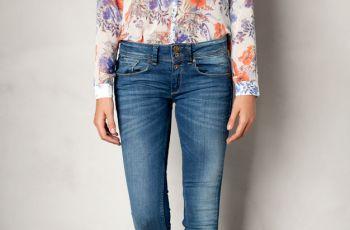 Zgrabne spodnie marki Pull&Bear na jesie� i zime 2012/13