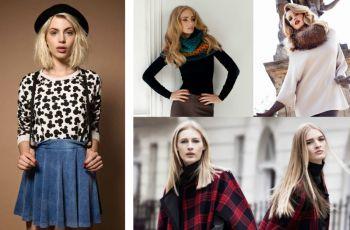 8 najlepszych stylizacji z jesiennych lookbook�w! - Caterina