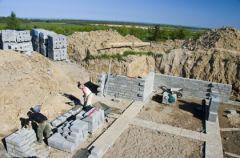 Wylewamy fundamenty - Buduj z Polki.pl
