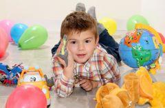 Ile zabawek dla dziecka?