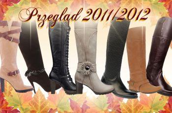 Modne kozaki na jesie� i zim� 2011/2012! - Quazi