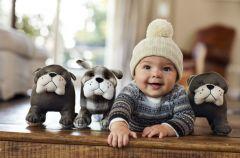 Moda dla niemowlak�w od Benetton - jesie�/zima 2012/2013