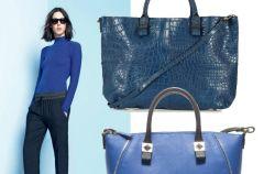 Kobaltowe torebki na wiosn�!