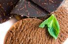 Ciasto totalnie czekoladowe