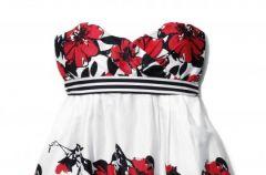 Sukienki Reserved wiosna/lato 2010