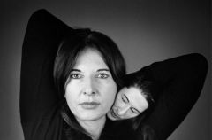 Marina Abramovic i jej  Body Art