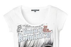 Koszulki i bluzki dla kobiet od Reserved na jesie�/zim� 2010/2011