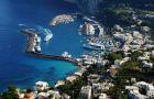 Wyspa Capri - malowniczy zak�tek Zatoki Neapolita�skiej