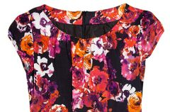Sukienki Reserved na jesie� i zim� 2011/2012