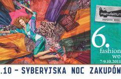 Modowa podr� transsyberyjska w Manufakturze