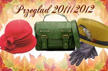 Modne dodatki na jesie�-zim� 2011/2012!