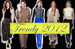 Sportowy styl - Najwa�niejsze trendy 2012!