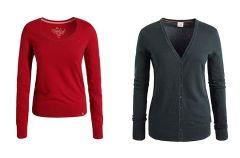 Urocze bluzki marki Esprit na jesie� i zim� 2012/13