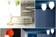 Designerskie �wiec�ce balony