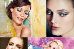 Pierwsza ods�ona makija�owych trend�w na wiosn� 2013