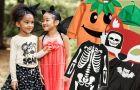 Stroje na Halloween z sieci�wek!